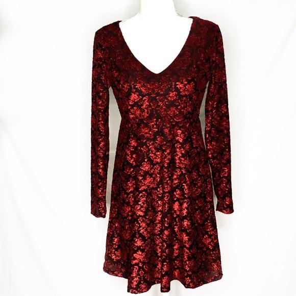 42c18387c1d Jessica Simpson Dresses   Skirts - Jessica Simpson Floral Swing Dress